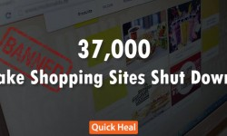 Fake shopping sites